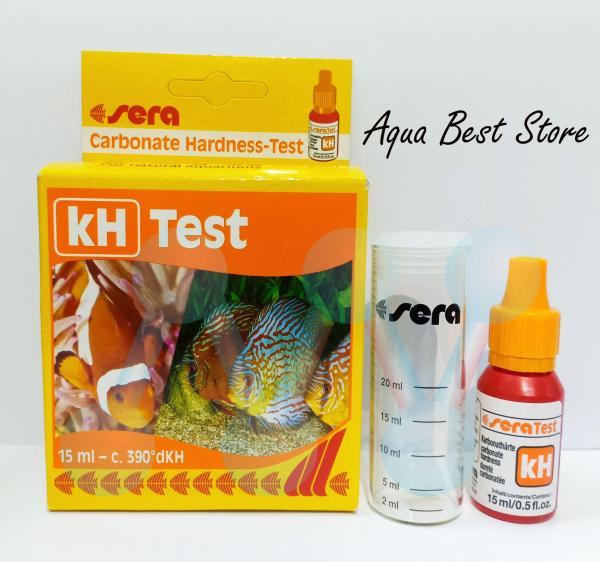 Test KH Sera - Hộp đo kiềm Sera Đức