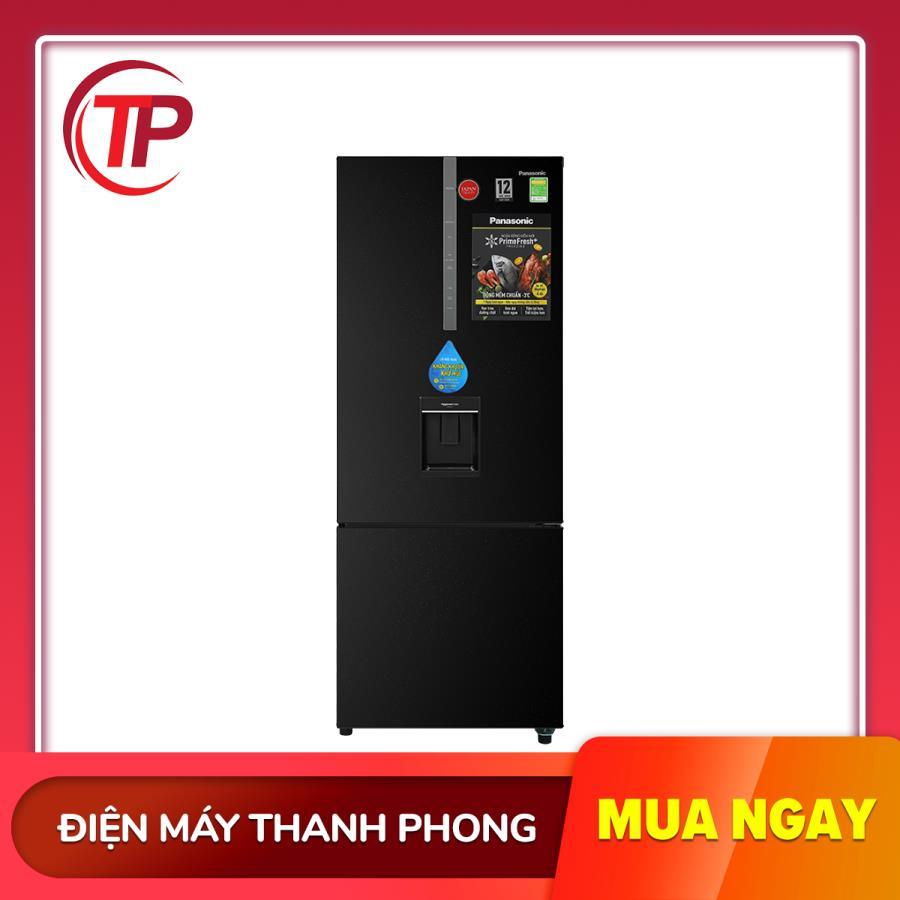 Deal Ưu Đãi Tủ Lạnh Panasonic Inverter 410 Lít NR-BX460WKVN - Công Nghệ Inverter, Dung Tích 410 Lít...