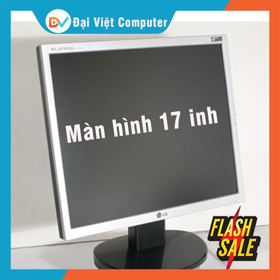 Màn hình máy tính 17 inch (nhiều hãng) samsung / LG / Acer / Asus...