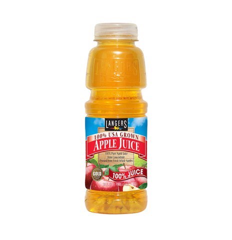 Nước ép Langers Apple Juice (new)