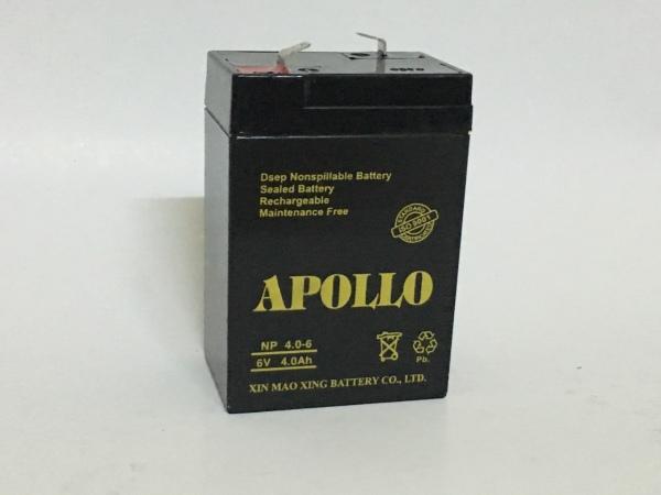 Giá bán Ắc quy Apollo 6V 4ah