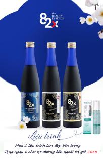 Nước uống 82X Collagen 2020 thumbnail