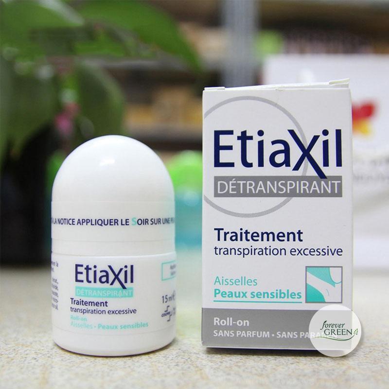 Lăn Khử Mùi Etiaxil 15ml Cho Da Nhạy Cảm MC108