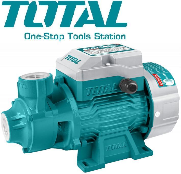 Máy bơm nước đẩy cao 35 mét 0.5HP 370W TOTAL TWP13706
