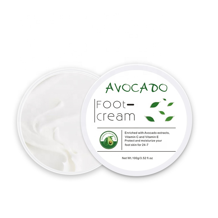 Kem dưỡng da chân Exfoliating Massage Whitening Foot Cream nhập khẩu