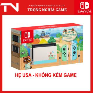 Nintendo Switch Animal Crossing New Horizon Special Edition EU US [12 tháng bảo hành] + Tặng dán cường lực thumbnail