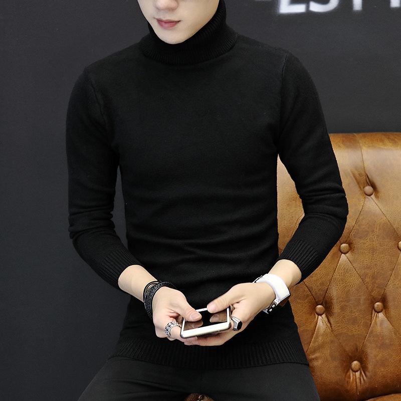 Áo Len Cổ Lọ Nam Phong Cách Hàn Quốc Siêu Ấm - Đủ Màu Đủ Size - Hàng Quảng Châu Xịn 100% Khuyến Mại Hot
