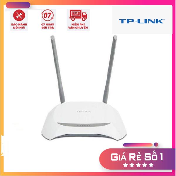 Modem Wifi - Bộ phát wifi TPLINK 842N tốc độ 300 Mbps chuẩn N   Router Wifi   Cục phát wifi   Cục kích wifi không dây   bo phat wifi khong day   cục hút wifi   modem wifi tplink   cuc kich song wifi - Hàng Thanh Lý Qua SD