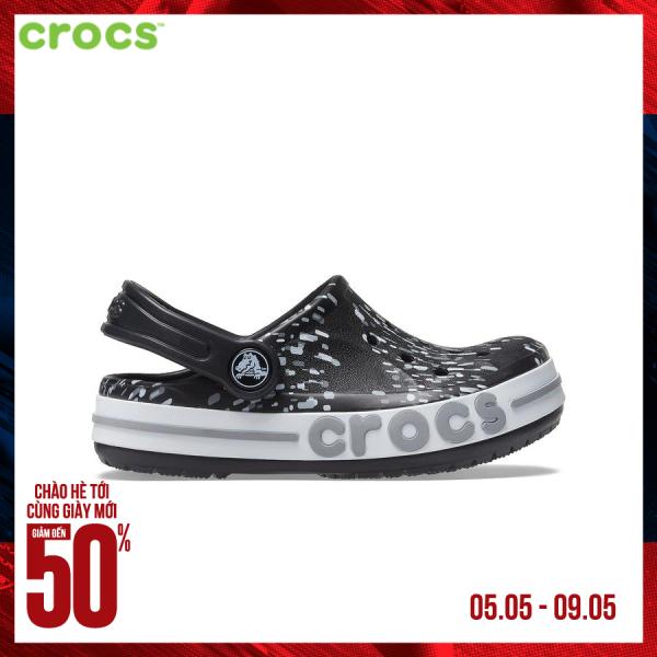CROCS Giày Lười Trẻ Em Bayaband K Graphic 207020