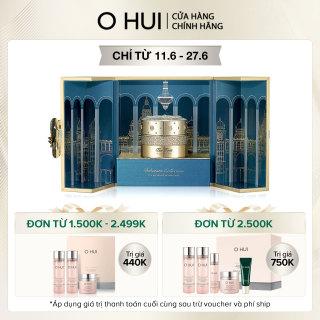 Kem dưỡng vùng mắt tăng cường đàn hồi cải thiện nếp nhăn phiên bản đặc biệt OHUI The First Eye Cream 55ml thumbnail