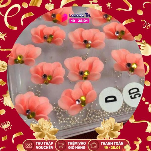 Sản phẩm trang trí móng , vẽ nổi, Nail desige , hoa vẽ nổi. Hoa nổi 4D ,Fantasy ,set 2 hoa theo màu.Hoa dễ bẻ from móng(hàng vẽ tay không đổ khuôn ) giá rẻ