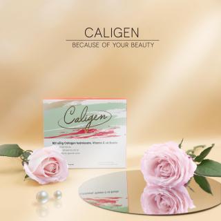 [Chính hãng] Bột uống CALIGEN chứa Collagen, Elastin và Vitamin C - Đẹp da chống lão hóa - hộp 30 gói thumbnail