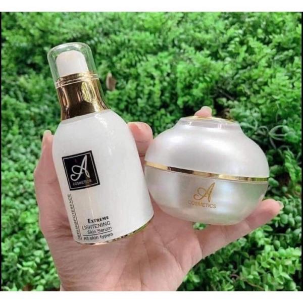 Kem Face Pháp Và Serum Spot  Cosmetics cao cấp
