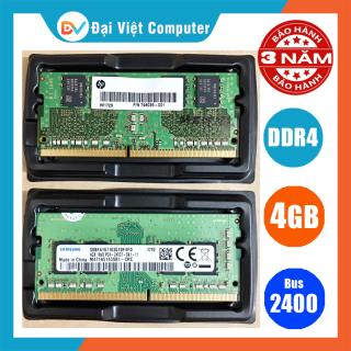 Ram laptop 4GB DDR4 bus 2400 (nhiều hãng) - LTR4 4GB thumbnail