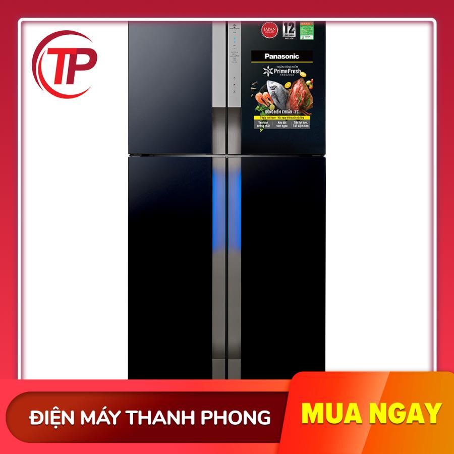 Tủ Lạnh Panasonic Inverter 550 Lít NR-DZ600GXVN. Giá Tốt Duy Nhất tại Lazada