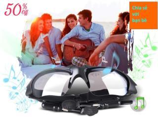 Mắt kính thông minh đa năng, Mắt kính Bluetooth 4.1, nghe nhạc, chống bụi, chống lóa, phâm cực chống nhèo ảnh, BH uy tín 1 đổi 1 bởi Good 365, Mẫu SP 1, thumbnail