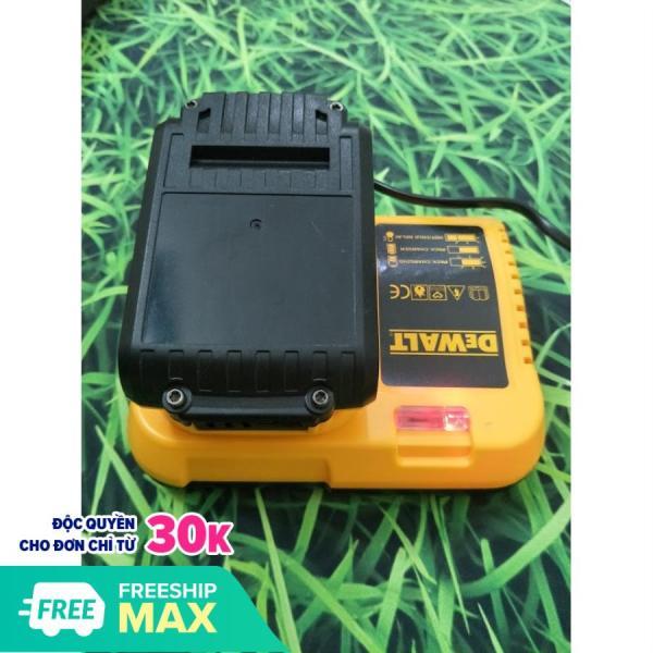 Sạc pin sạc đế 21V dùng cho máy khoan pin Dewalt 21v, 24v, 36v
