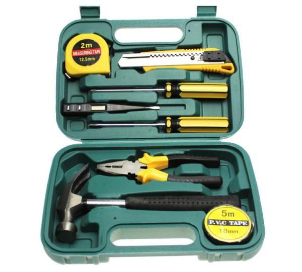 Bộ thiết bị sửa chữa cần thiết trong nhà (9 món)