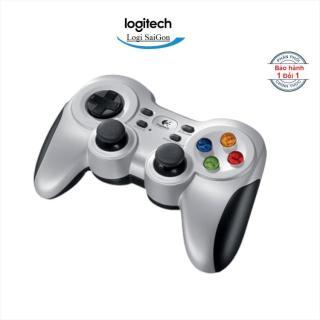 Tay cầm chơi game không dây Logitech F710 - Hãng phân phối chính thức thumbnail