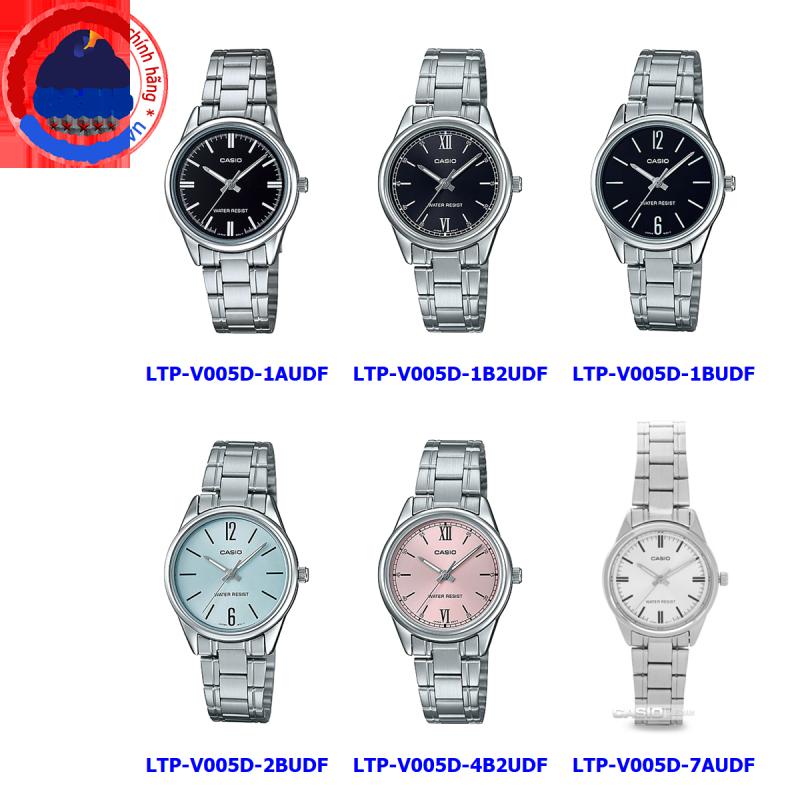 Đồng hồ nữ Casio LTP-V005 ❤️ 𝐅𝐑𝐄𝐄𝐒𝐇𝐈𝐏 ❤️ Đồng hồ Casio chính hãng Anh Khuê đồng hồ nữ đẹp giá rẻ chính hãng