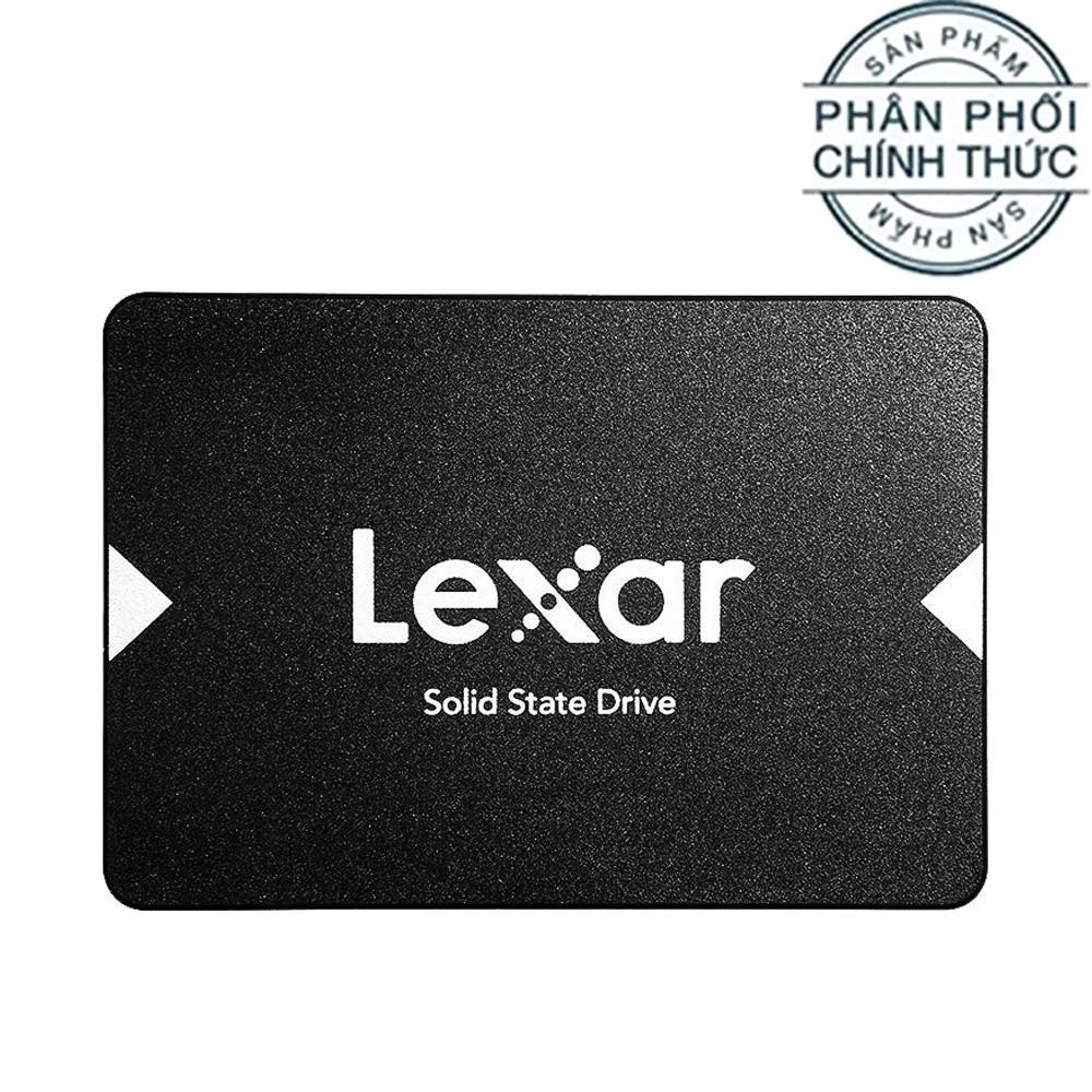 SSD Lexar NS100 2.5-Inch SATA III 128GB LNS100-128RB - Hãng phân phối chính thức