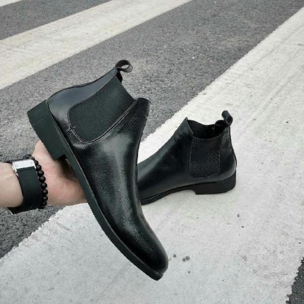 Giày boot chelsea nam giá rẻ