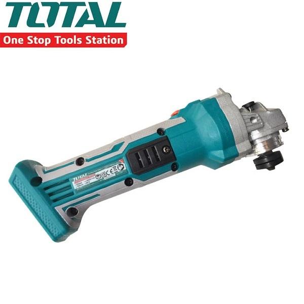 Máy mài góc dùng pin 20V - 100mm Total TAGLI1001 (không kèm pin sạc)