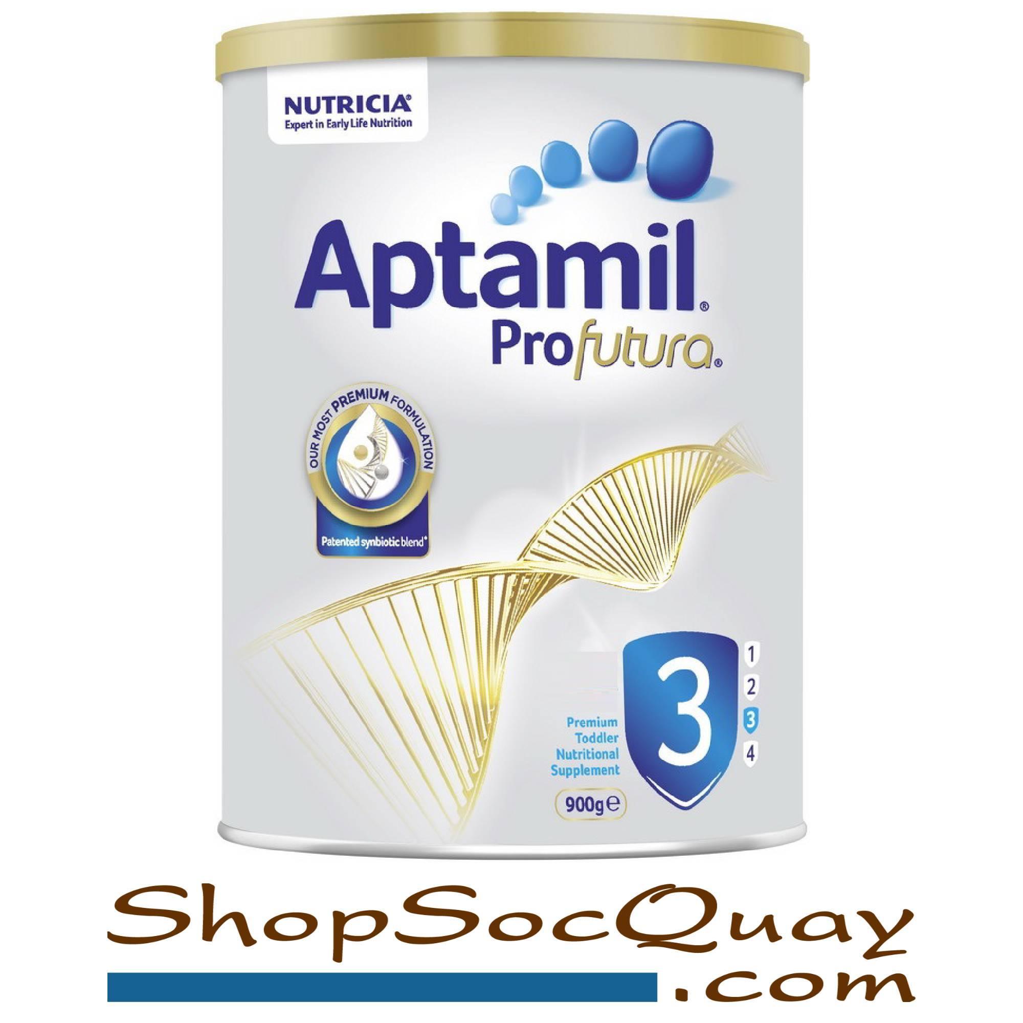 Sữa Aptamil Profutura Úc số 3 hộp 900g