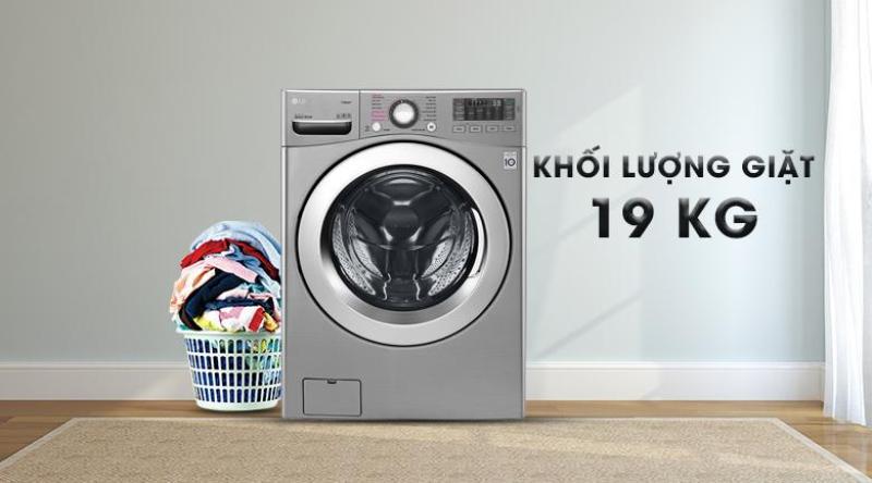 Bảng giá Máy giặt LG Inverter 19 kg F2719SVBVB Điện máy Pico