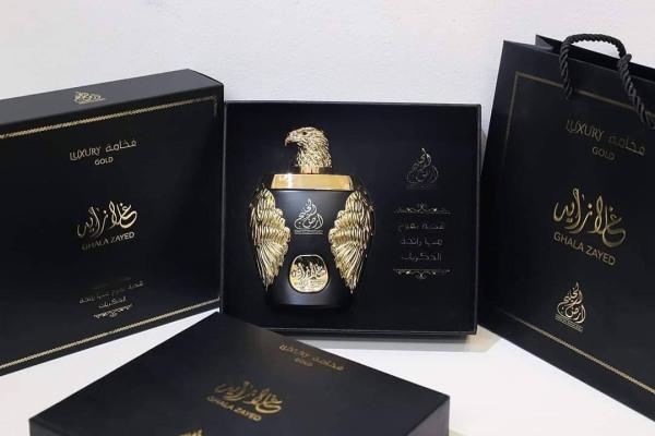 Nước Hoa Ghala Zayed Gold Luxury - Hương Thơm Đẳng Cấp Quý Tộc [Mẫu Thử 10ml] giá rẻ