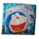 Bán Mền Chần Gon 4 Mua Doraemon La Thư 180Cmx200Cm Rẻ Nhất