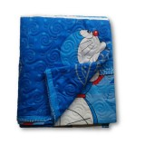 Bán Mền He Thu Chần Gon Doraemon 180Cmx200Cm Mới