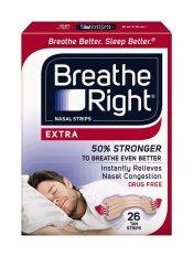 Hình ảnh Miếng dán thông mũi 26 miếng Uright Breathe Right