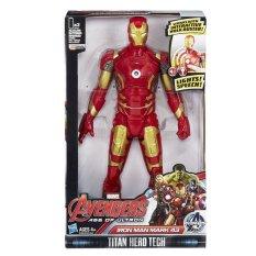 Mo Hinh Người Sắt Marvel Avengers Age Of Ultron Titan Hero Tech Iron Man Mark 43 Hồ Chí Minh Chiết Khấu