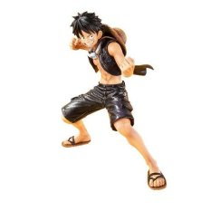 Hình ảnh Mô hình nhân vật Figure BANDAI Figuarts Zero Monkey D. Luffy -One Piece Film Gold Ver.