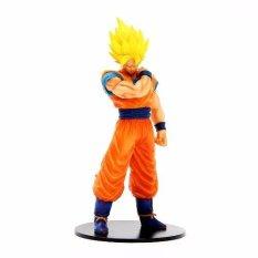 Bán Mua Trực Tuyến Mo Hinh Nhan Vật Figure Banpresto Dragon Ball Z Resolution Of Soldiers Vol 1 Son Goku