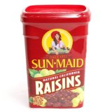 Bán Nho Kho Khong Hạt Sun Maid Natural California Raisins 500Gr Mỹ Sun Người Bán Sỉ