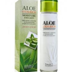 Nhũ Sữa Dưỡng Thể Giup Da Mềm Mại Sang Mịn Dabo Aloe Stem Rich Emulsion 150Ml Dabo Chiết Khấu 40