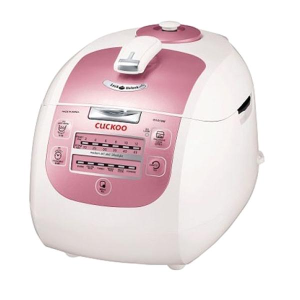 Nồi áp suất điện tử Cuckoo CRP-G1015M-P 1.8L (Hồng) - Miễn phí vận chuyển - Bảo hành chính hãng - HC Home Center