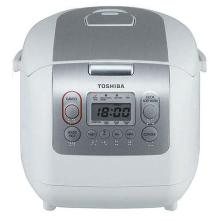 Nồi cơm điện tử Toshiba 1.8L RC-18NMF