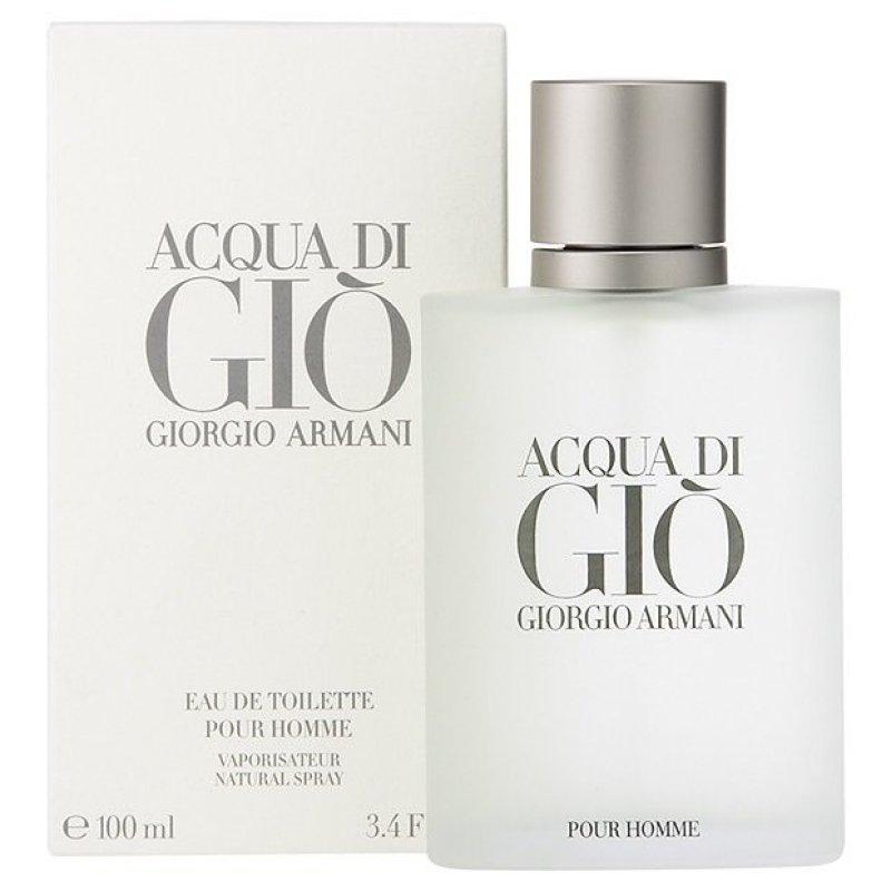 Nước hoa nam GIORGIO ARMANI Acqua Di Gio Eau De Toilette 100ml
