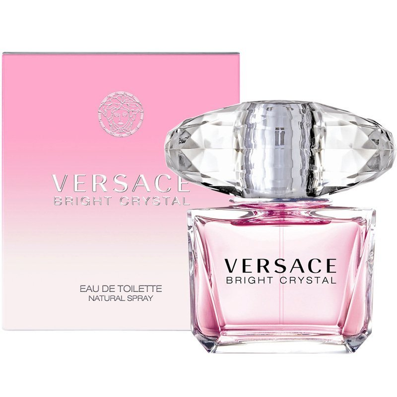 Nước hoa nữ V.E.R.S.A.C.E Bright Crystal Eau De Toilette 90ml