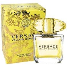 Bán Nước Hoa Nữ Versace Yellow Diamond Eau De Toilette 5Ml Versace Có Thương Hiệu