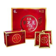 Giá Bán Nước Hồng Sam Linh Chi Kgs 50Ml X 60 Goi