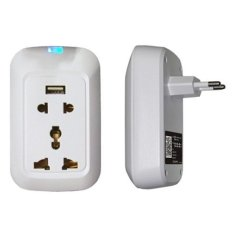 Mua Ổ Cắm Điện Điều Khiển Từ Xa Bằng Wifi Esmart W908I Trắng Rẻ Vietnam