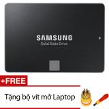 Giá Bán Ổ Cứng Ssd Samsung 850 Evo 2 5 Inch Sata Iii 500Gb Tặng 1 Bộ Vit Mở Laptop Mới