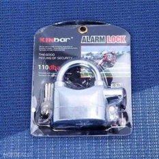 Hình ảnh Ổ khóa báo động chống trộm AL ARM LOCK 110dba (Trắng)