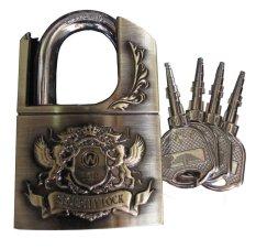 Ổ khóa cửa chống cắt HONGZHEN 6P