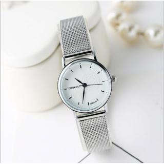 Đồng hồ thời trang nữ dây thép chống gỉ cao cấp DOOKOU WXR DOK0719B Bạc thumbnail