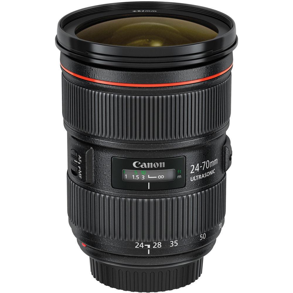 Ống Kính Canon Ef24-70Mm F2.8L Ii Usm